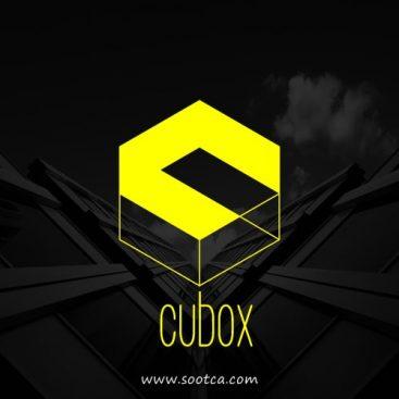 طراحی لوگو شرکتی سی یو باکس