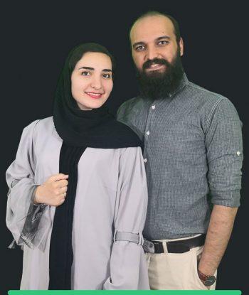 محمد حسین مافی - ریحانه نعیمی